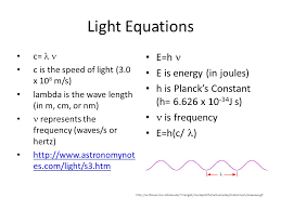speed of light equation chemistry. 22 light equations speed of equation chemistry s