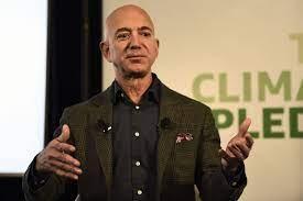 NGOs want to spend Jeff Bezos' money ...
