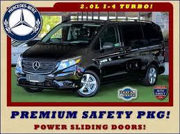 2018 mercedes benz metris passenger van premium safety pkg power sliding doors