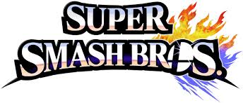smash brother's logo | Logo » Super Smash Bros. Universe | Wood ...