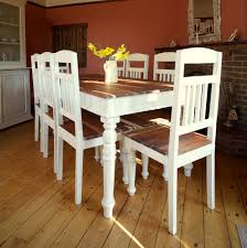 Shabby Chic Kitchen Furniture Shabby Chic Dining Chairs Shabby Chic Dining Chairs With