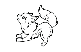 Coloring Pages To Print Disney Princesses Easy Free Printable Wolf