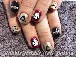 Harry Potter Nail Designs Harry Potter Nails Nails Nail Designs In 2019 Harry
