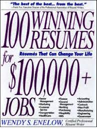 100 Winning Resumes For 100 000 Jobs Resume Accounting