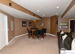 basement paint ideas. This Strong Earth Tone Has Become An Increasingly Popular Paint Color In Home Design. When It\u0027s Used A Basement, Homeowners Can Either Brighten Up The Basement Ideas M