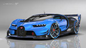 The big bad bugatti veyron. Bugatti Vision Gran Turismo Gran Turismo Com