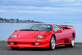 1999 Lamborghini Diablo VT Coupe For Sale | Silver Arrow Cars Ltd.
