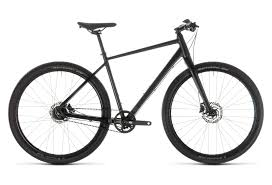 Cube Road Bike Size Chart Cube Hyde Pro City Bike 2019 Shimano Nexus 8s Black