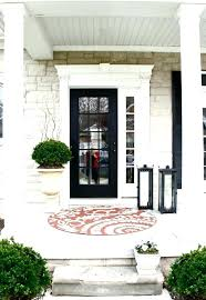 front door rugs outdoor new front door rugs outdoor front porch by the yellow cape cod i love how she front door outside rugs