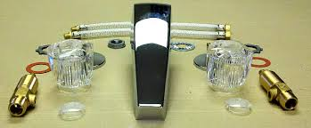 three piece garden tub faucet for mobile home manufactured housing