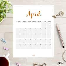 Word Calendar Sample Threeroses Us