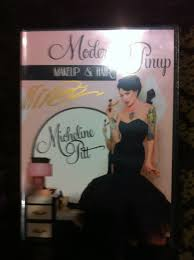 modern pinup hair and makeup by micheline pitt 1487