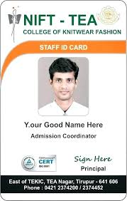company id card templates company id card template