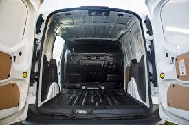 ford transit connect load area dimensions