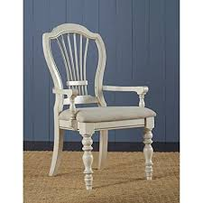 hilale furniture wheat back arm chair set of 2