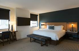 Downtown Seattle Boutique Hotel The Roosevelt - Seattle hotel suites 2 bedrooms