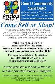 Garage Sale Flyers Free Templates Yard Sales Flyers Church Yard Sale Yard Sale Sample Flyers