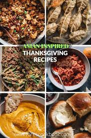 If your favorite item is not on this list, then select other and add it to the comments section. Asian Inspired Thanksgiving Recipes Omnivore S Cookbook