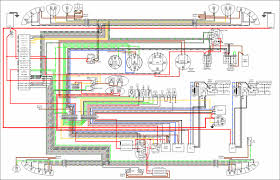 911 electrical complete re wire wiring harness info advice a new schematic for my 73 rsr project take a look if you can t view the image very well pm me and i can send you the visio file it is 1 6meg