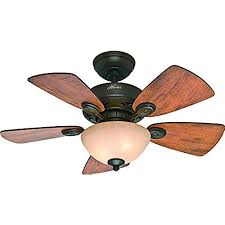 small ceiling fans with lights. Hunter 52090 Watson 34\ Small Ceiling Fans With Lights G