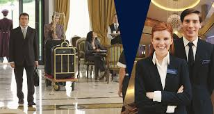 Hotel Manager Who Is A Front Office Manager International Hotel School