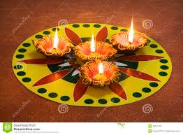 Indian Festival Decoration Diya Stock Photos Images Pictures 999 Images