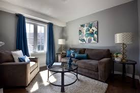 gray walls with brown furniture. color ideas for living room gray walls paint with brown furniture