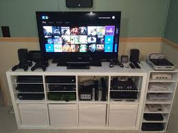 video game room furniture. for the bedroom media kallax shelving unit drna boxes not sure what video game room furniture