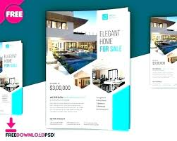 Apartment Flyer Ideas House For Sale Advertisement Template Sample Real Estate