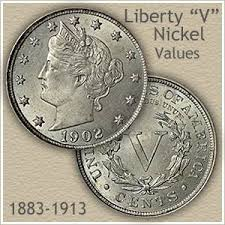V Nickel Value Chart The Value Of V Nickels From Common To Rare