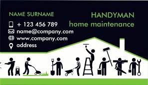 handyman business handyman business cards templates emetonlineblog