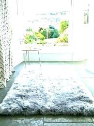 soft white fur rug gorgeous fluffy carpet for bedroom tiles rugs