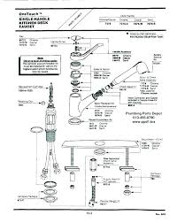 bathroom faucet cartridge replacement faucets repair shower diagram frequently moen installation hot