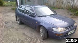 1994 Toyota Corolla - Information and photos - ZombieDrive