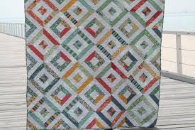 England Street Quilts: Summer in the Park - Free Jelly Roll Pattern & I put the last stitches in the binding on Wednesday night and Thursday  after kindy we trotted down to Semaphore to photograph the quilt hanging  over the ... Adamdwight.com