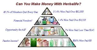 Can You Make Money With Herbalife The Finance Guy