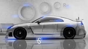 nissan gtr r35 crystal home car