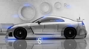 nissan gtr r35 crystal home car