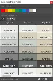 Dulux Colour Chart 2018 Dulux Trade Digital Palette Sketchup Extension Warehouse
