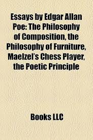 essays by edgar allan poe the philosophy of composition the  10033288