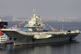 ins china chinese aircraft carrier ins shandong vs indian aircraft carrier ins