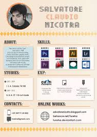 Clean Creative Resume Resumes Pinterest Creative Cv