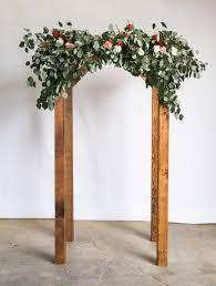 dunn diy how to make a wedding arch seattle wa 18