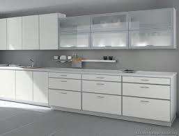 glass kitchen cabinets glass kitchen