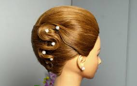 French Twist Hair Style french twist hairstyle for long hair elegant updo youtube 1166 by stevesalt.us
