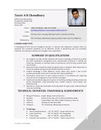Sample Resume Format for Fresh Graduates   Two Page Format     SP ZOZ   ukowo
