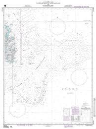 Nga Chart 14018 The Grand Banks Of Newfoundland And The Adjacent Coast