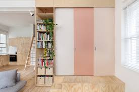 japanese style office. Home Office Designs: Wood Heavy Design - Japanese Interior Inspiration Style