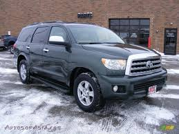 2008 Toyota Sequoia Limited 4WD in Timberland Green Mica - 012844 ...