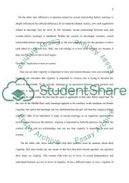 Love And Sex Relationship Essay Example Topics And Well